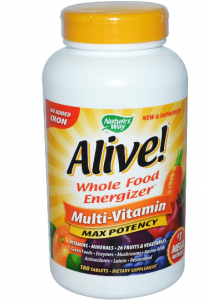 whole foods multivítamine