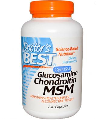 Glucosamine van Doctor's Best