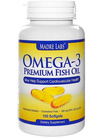 omega-3 visolie