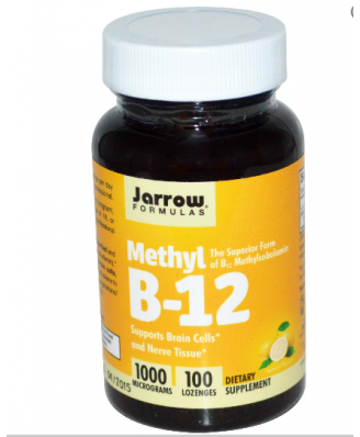 vitamine b12 supplement van Jarrow Formulas is een van de betere B12 vitamine supplementen