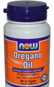 oregano olie