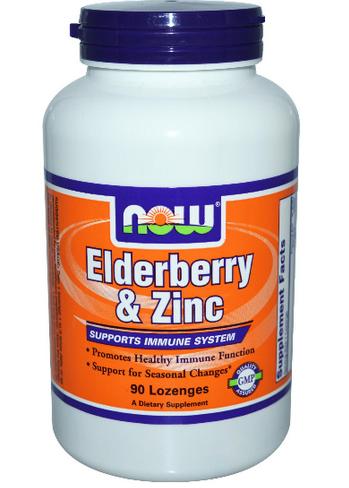 Zink Elderberry