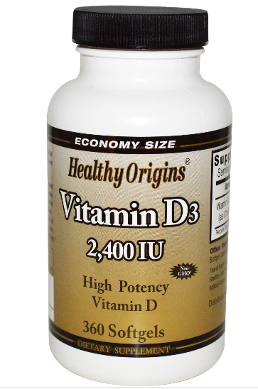 vitamine d healthy origins